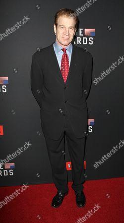 Editorial image of 'House of Cards' Season 2 TV programme screening, New York, America - 13 Feb 2014
