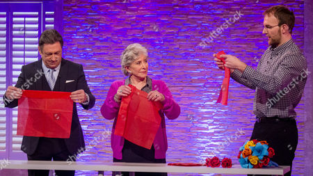 Editorial picture of 'The Alan Titchmarsh Show' TV Programme, London, Britain - 12 Feb 2014