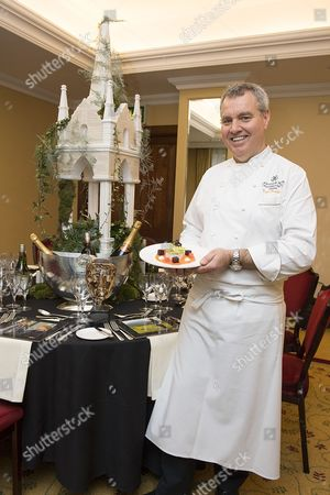 Nigel Boschetti, Executive Chef at Grosvenor House