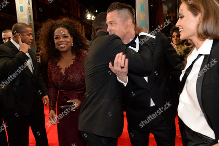 Editorial picture of EE British Academy Film Awards, Arrivals, Royal Opera House, London, Britain - 16 Feb 2014