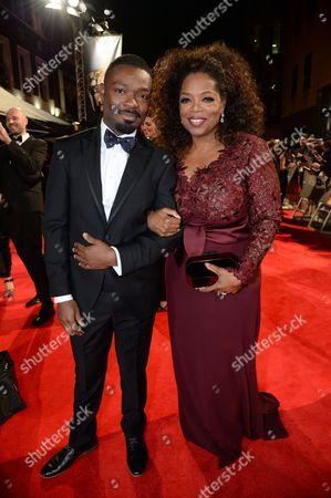 Editorial photo of EE British Academy Film Awards, Arrivals, Royal Opera House, London, Britain - 16 Feb 2014