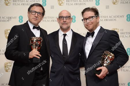 Eric Warren Singer, Stanley Tucci and David O Russell