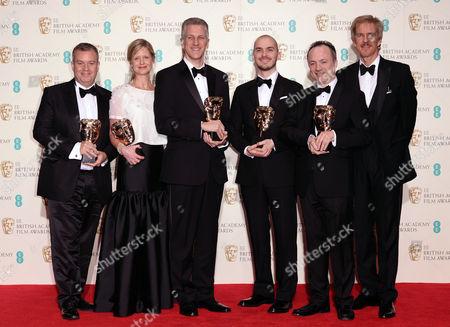 Neil Corbould, Nikki Penny, David Shirk, Chris Lawrence, Tim Webber and Matthew Modine