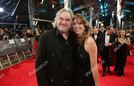 Paul Greengrass and wife Joanna Greengrass