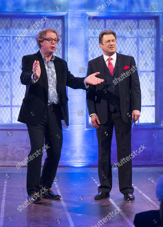Editorial image of 'The Alan Titchmarsh Show' TV Programme, London, Britain. - 14 Feb 2014