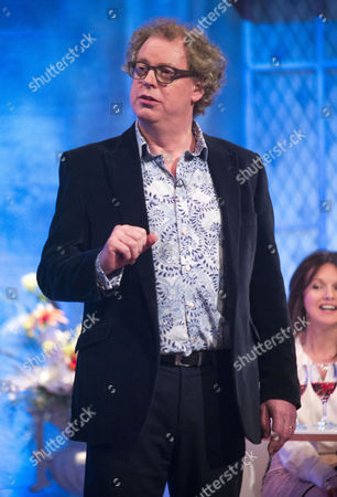Editorial photo of 'The Alan Titchmarsh Show' TV Programme, London, Britain. - 14 Feb 2014