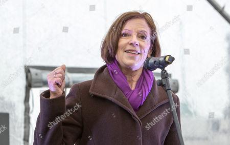 Stock Photo of Sue Lloyd Roberts