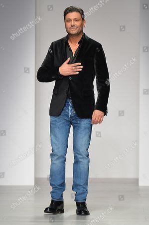 Filippo Scuffi, fashion designer for Daks