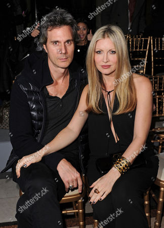 Ty Comfort and Caprice Bourret
