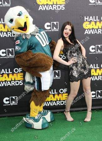 Editorial image of The Cartoon Network's Hall of Game Awards, Los Angeles, America - 15 Feb 2014
