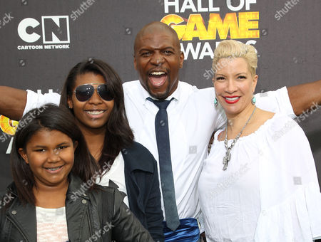 Editorial picture of The Cartoon Network's Hall of Game Awards, Los Angeles, America - 15 Feb 2014