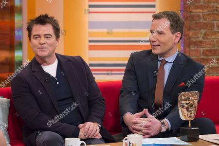 Editorial picture of 'Daybreak' TV Programme, London, Britain - 17 Feb 2014