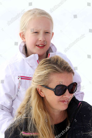 Princess Mabel and daughter Countess Luana