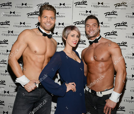 Stock Image of Devin Star Tailes and Chippendales