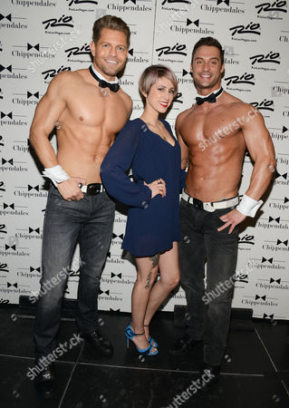 Devin Star Tailes and Chippendales