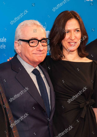 Martin Scorsese and Sherry Hormann
