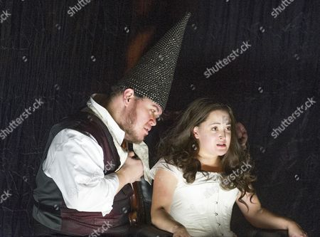 'Rigoletto' - Quinn Kelsy as Rigoletto and Anna Christy as Gilda