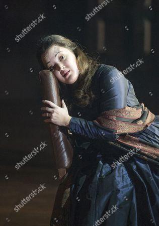 'Rigoletto' - Anna Christy as Gilda
