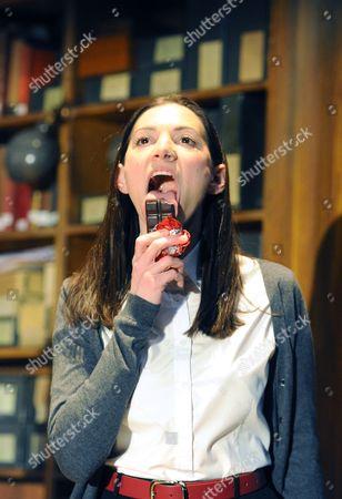 '1984' performed by Headlong - Hara Yannas as Julia