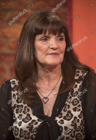 Editorial image of 'Lorraine Live' TV Programme, London, Britain - 18 Feb 2014