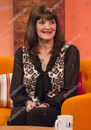 Editorial image of 'Lorraine Live' TV Programme, London, Britain - 18 Feb 2014