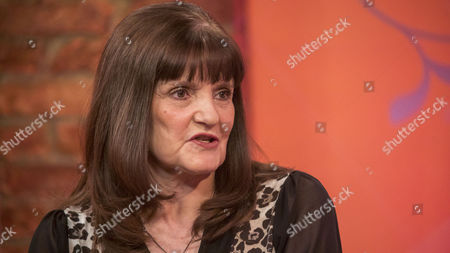 Editorial picture of 'Lorraine Live' TV Programme, London, Britain - 18 Feb 2014
