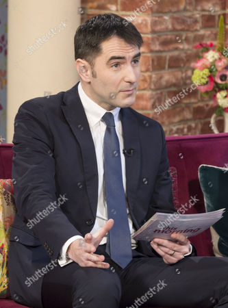 Editorial picture of 'This Morning' TV Programme, London, Britain - 18 Feb 2014