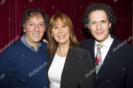 Don Black (Lyrics), Marti Webb (The Girl) and Robert Mackintosh (Executive Producer)