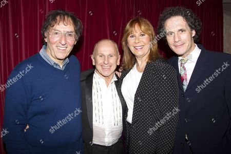 Don Black (Lyrics), Wayne Sleep Marti Webb (The Girl) and Robert Mackintosh (Executive Producer)
