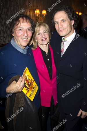 Don Black (Lyrics), Shirley Black and Robert Mackintosh (Executive Producer)