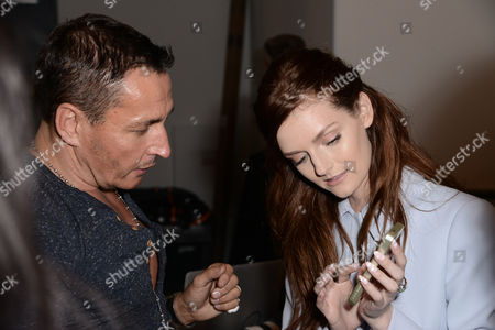 Stock Photo of Robert Steinken, Lydia Hearst-Shaw