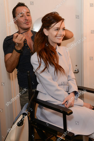 Stock Picture of Robert Steinken, Lydia Hearst-Shaw