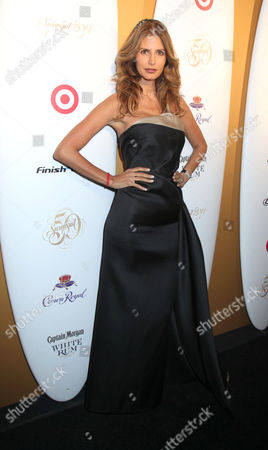 Editorial image of Sports Illustrated Swimsuit 50th Anniversary Party, New York, America - 18 Feb 2014