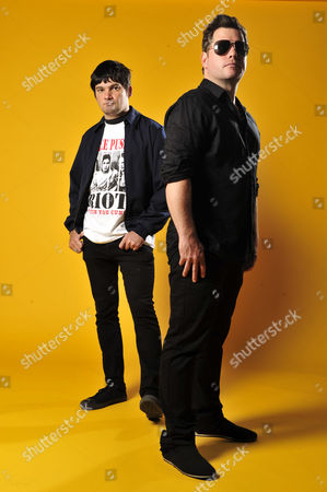 Editorial image of Prog Musicians Roundtable Shoot
