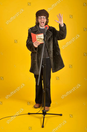 London, Britain. Jarrod Gosling Mellotron And Glockenspiel Player Of British Progressive Rock Band Henry Fool