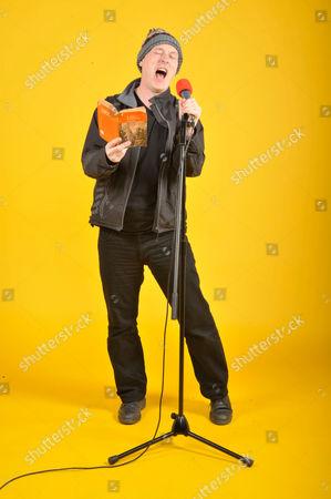 Stock Picture of London, Britain. Stephen Bennett Keyboard Player Of British Progressive Rock Band Henry Fool