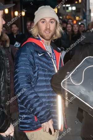 Stock Photo of Sage Kotsenburg