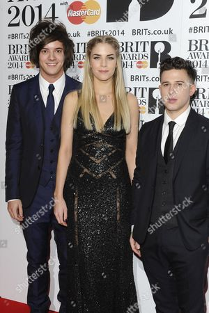 London Grammar - Dot Major, Hannah Reid and Dan Rothman