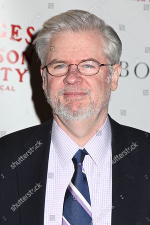 Stock Image of Christopher Durang