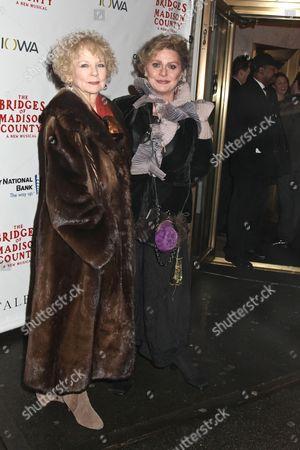 Penny Fuller and Elizabeth Ashley