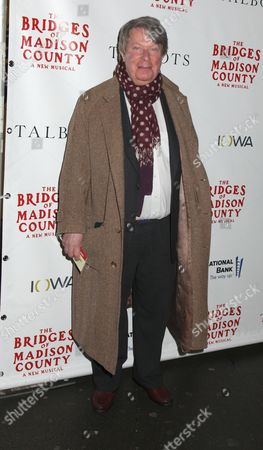 Editorial picture of 'The Bridges Of Madison County' play, New York, America - 19 Feb 2014