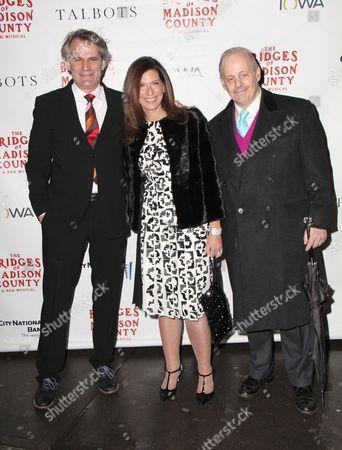 Bartlett Sher, Stacey Mindich, Jeffrey Richards