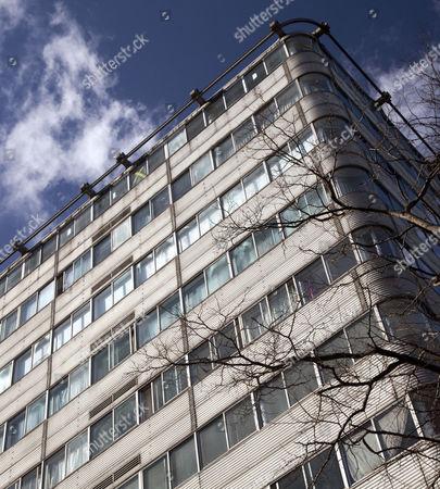 125 Park Road, Regents Park, London by Sir Terry Farrell and Sir Nicholas Grimshaw, London, England, Britain