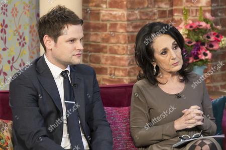 Gordon Smart and Lesley Joseph