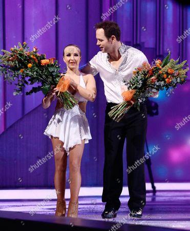 Kyran Bracken and Nina Ulanova are voted off