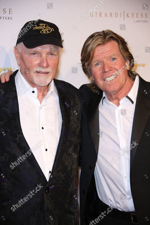 Mike Love and Peter Noone