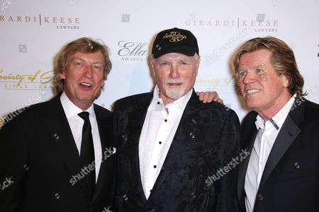 Editorial picture of 21st ELLA Awards Honor Mike Love, Los Angeles, America - 20 Feb 2014