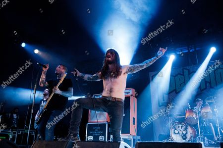 Editorial image of Download 2013 - Ghost