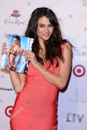 Editorial picture of Club Sports Illustrated at LIV Nightclub Fontainebleau, Miami Beach, America - 19 Feb 2014