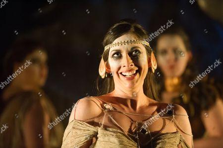 'King Priam' - Niamh Kelly (Helen)